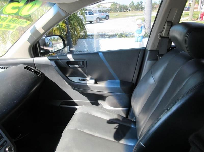 2005 Nissan Murano S 4dr SUV - Punta Gorda FL