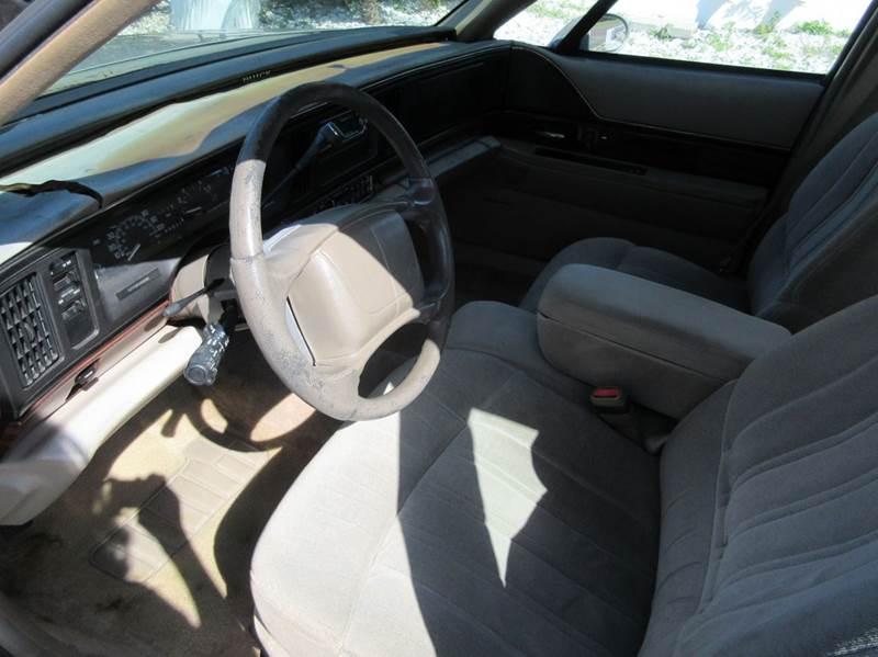 1997 Buick LeSabre Custom 4dr Sedan - Punta Gorda FL