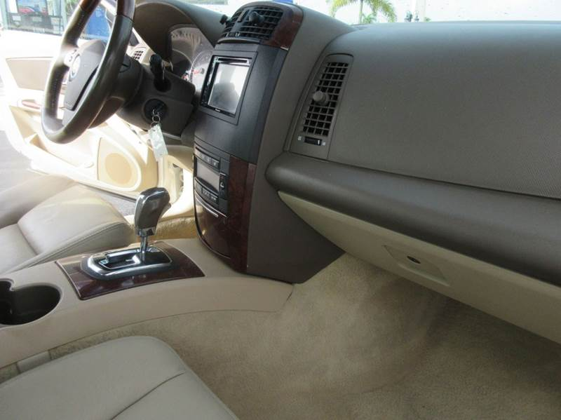 2007 Cadillac CTS Base 4dr Sedan (3.6L V6) - Punta Gorda FL