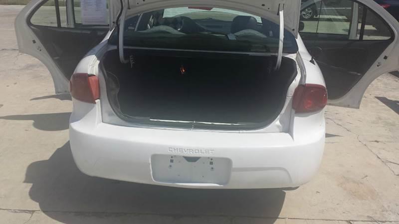 2003 Chevrolet Cavalier Base 4dr Sedan - Punta Gorda FL