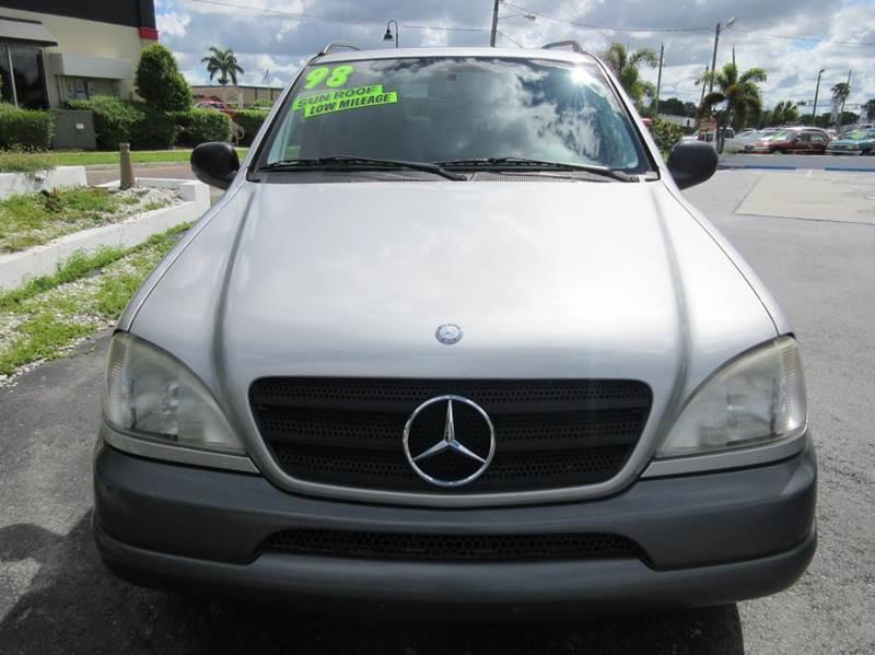 1998 Mercedes-Benz M-Class AWD ML 320 4dr 4MATIC SUV - Punta Gorda FL