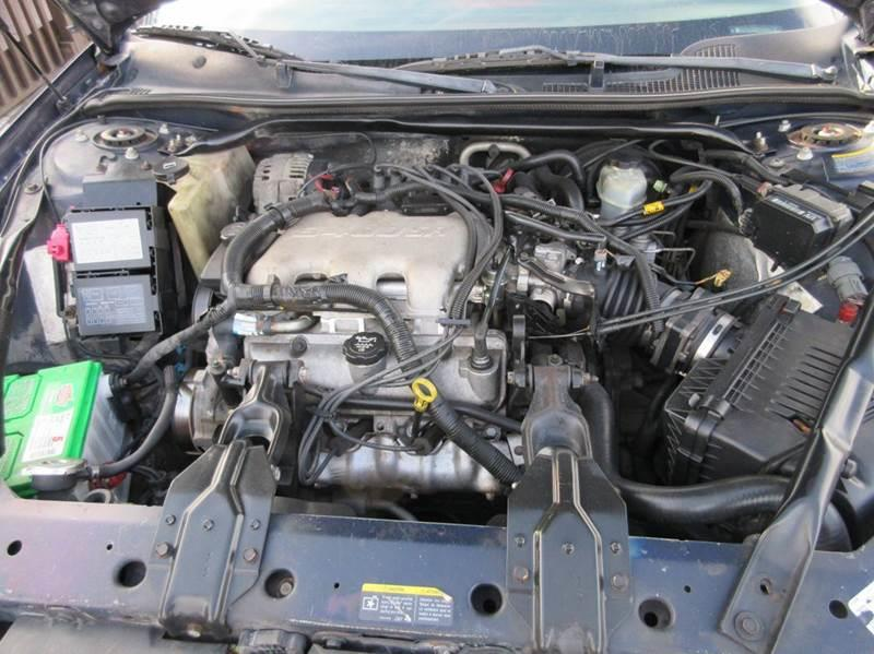 2002 Chevrolet Impala Base 4dr Sedan - Punta Gorda FL