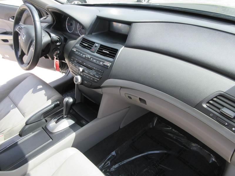 2008 Honda Accord EX-L V6 4dr Sedan 5A - Punta Gorda FL