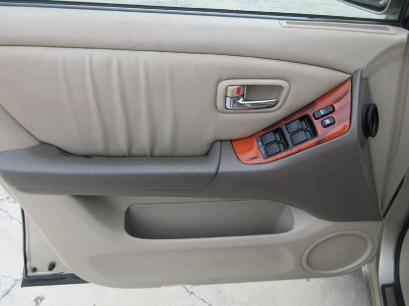 2003 Lexus RX 300 Base AWD 4dr SUV - Punta Gorda FL