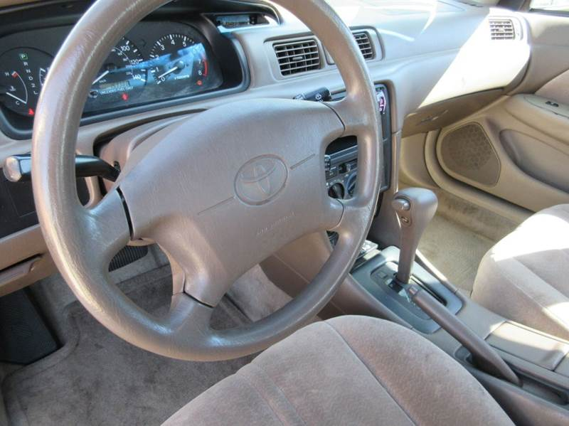1998 Toyota Camry LE 4dr Sedan - Punta Gorda FL