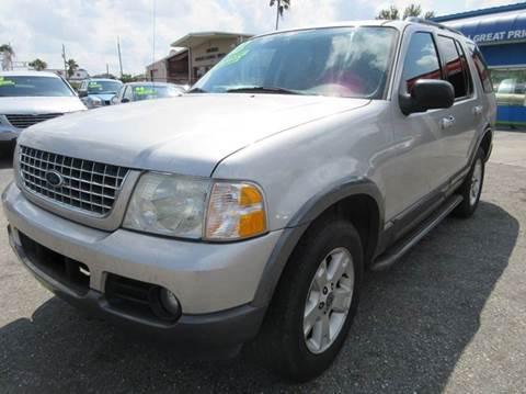 2003 Ford Explorer for sale in Punta Gorda, FL