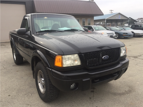 2001 Ford Ranger for sale in Uniontown, PA