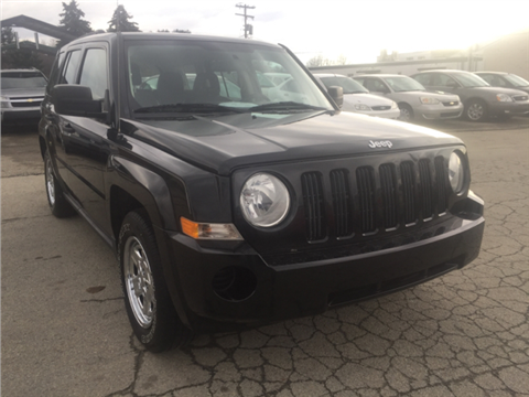 2008 Jeep Patriot for sale in Uniontown, PA