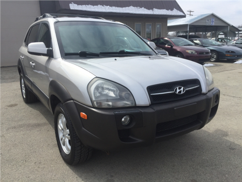 2006 Hyundai Tucson for sale in Uniontown, PA