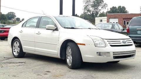2008 Ford Fusion for sale in Uniontown, PA