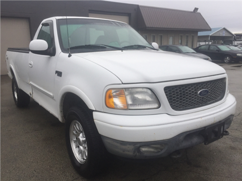 2001 Ford F-150 for sale in Uniontown, PA