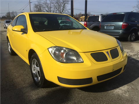 2007 Pontiac G5 for sale in Uniontown, PA