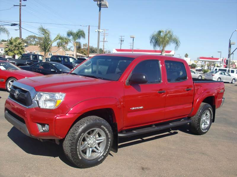 toyota tacoma for sale in san diego ca. Black Bedroom Furniture Sets. Home Design Ideas