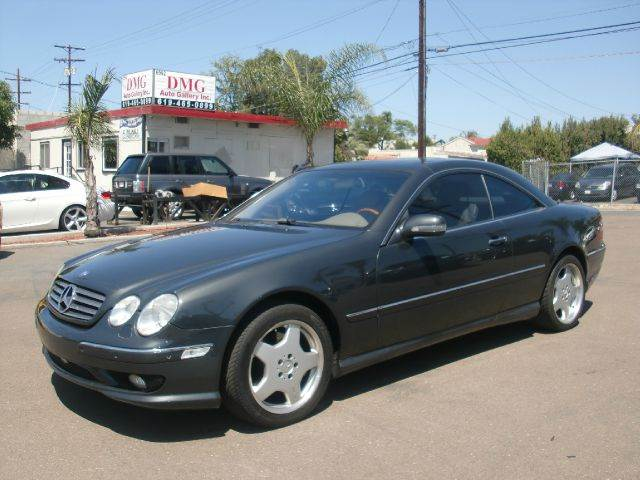 Mercedes benz cl class for sale in san diego ca for Mercedes benz san diego ca