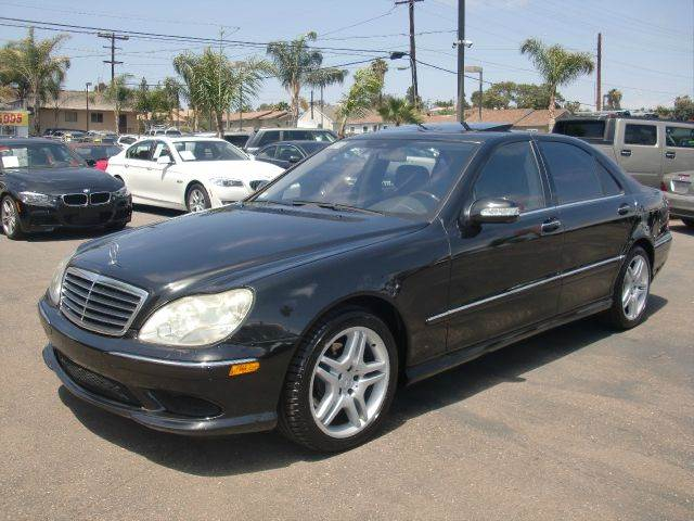 Mercedes benz s class for sale in san diego ca for Mercedes benz san diego ca
