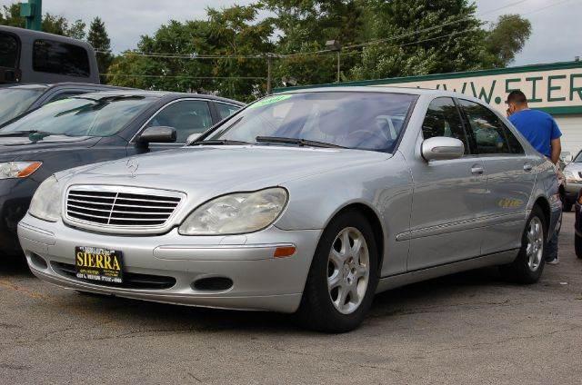 2001 mercedes benz s class s430 in chicago chicago aurora for 2001 s430 mercedes benz