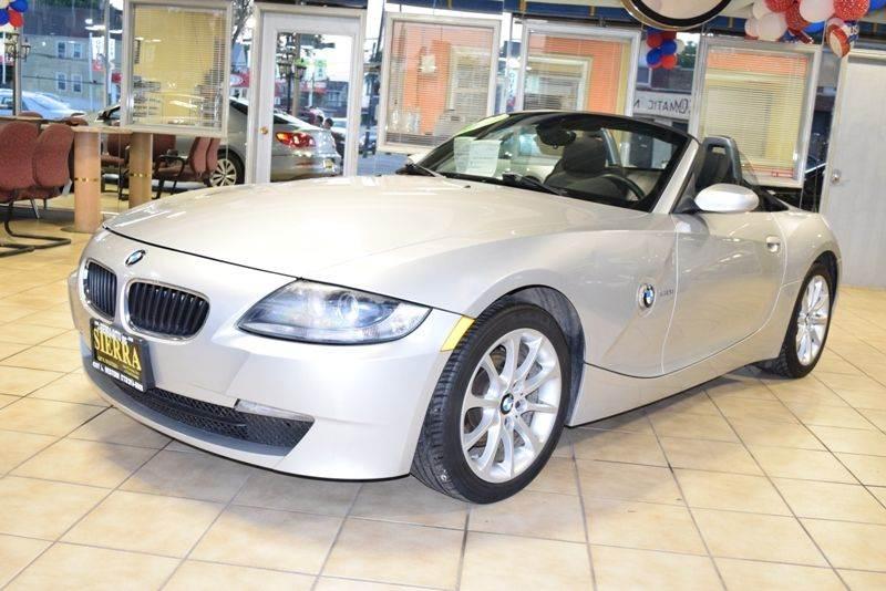 2007 Bmw Z4 For Sale Carsforsale Com