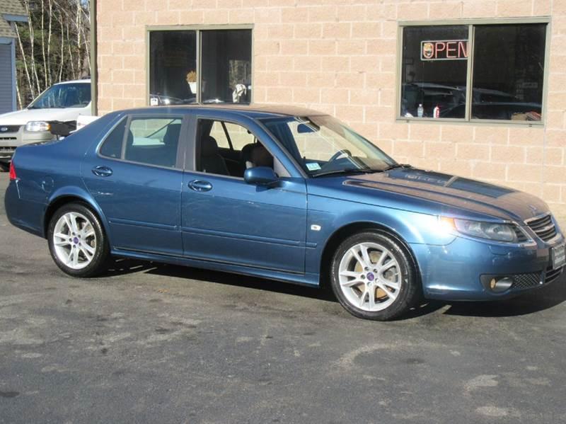 2008 Saab 9-5