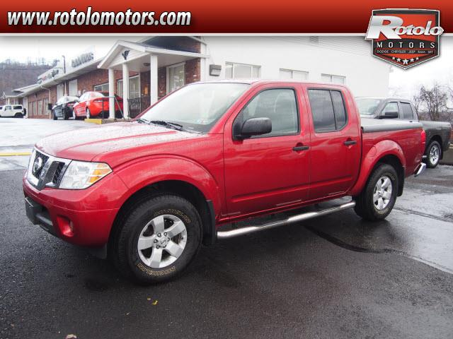 2012 nissan frontier for sale in salina ks. Black Bedroom Furniture Sets. Home Design Ideas