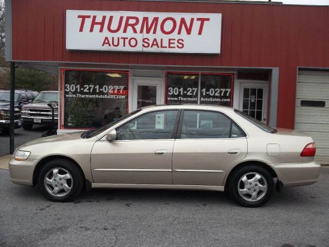 2000 Honda Accord for sale in THURMONT MD