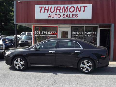 2012 Chevrolet Malibu for sale in Thurmont, MD