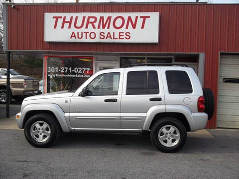 2004 Jeep Liberty for sale in Thurmont, MD