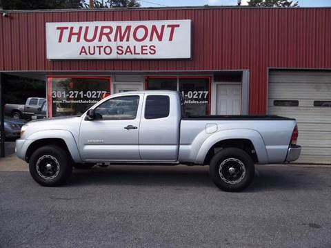 2005 Toyota Tacoma for sale in Thurmont, MD