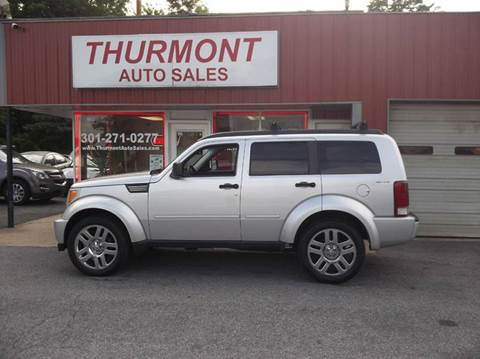 2011 Dodge Nitro for sale in Thurmont, MD