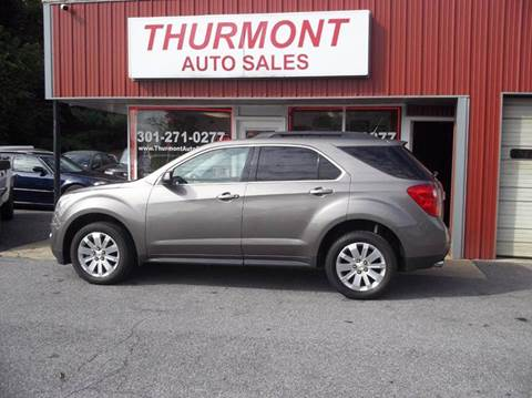 2010 Chevrolet Equinox for sale in Thurmont, MD
