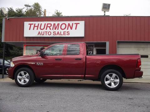 2014 RAM Ram Pickup 1500 for sale in Thurmont, MD