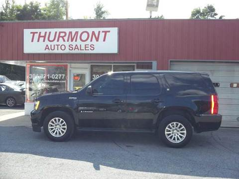 2009 Chevrolet Tahoe for sale in Thurmont, MD