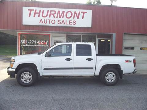 2005 Chevrolet Colorado for sale in Thurmont, MD