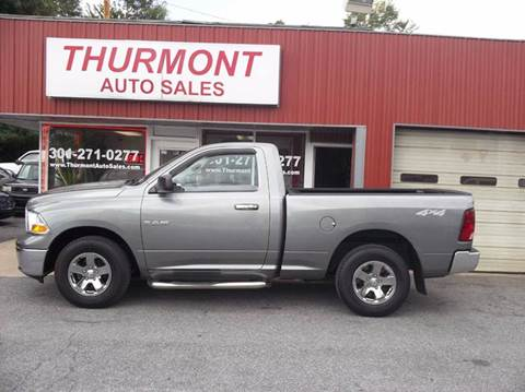 2010 Dodge Ram Pickup 1500 for sale in Thurmont, MD