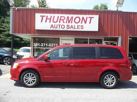 2013 Dodge Grand Caravan for sale in Thurmont, MD