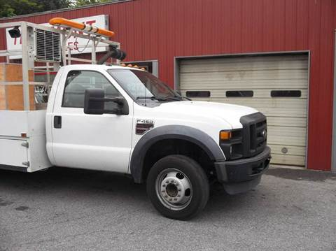 2008 Ford F-450 for sale in Thurmont, MD