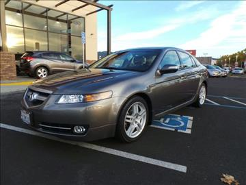 2007 Acura TL for sale in Napa, CA
