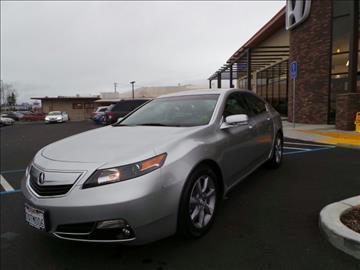 2013 Acura TL for sale in Napa, CA