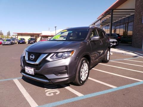 2017 Nissan Rogue for sale in Napa, CA
