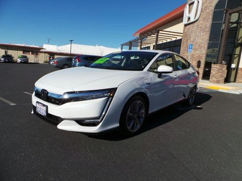 2018 Honda Clarity Plug-In Hybrid for sale in Napa, CA