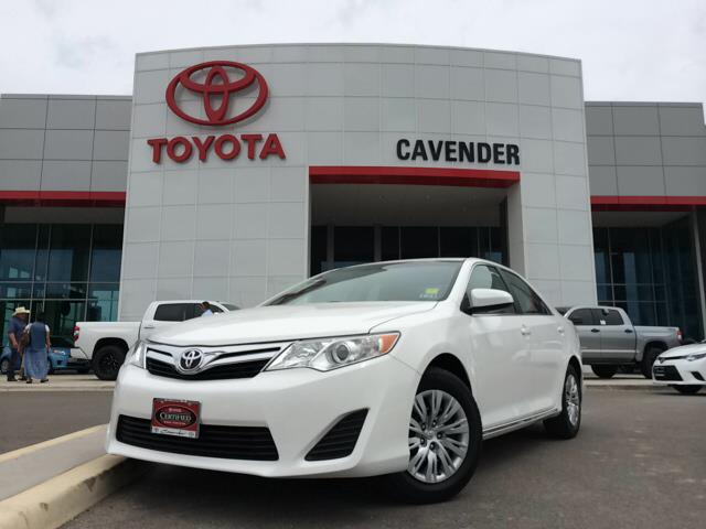 Used 2013 Toyota Camry Le In San Antonio Tx At Cavender