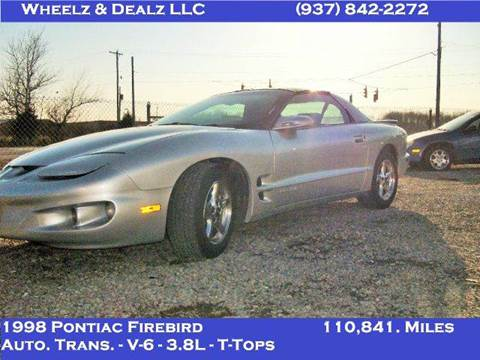 1998 Pontiac Firebird for sale in Lakeview, OH