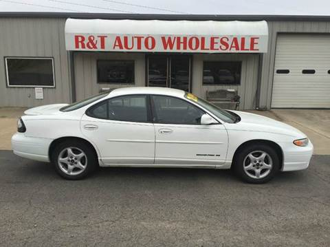 2001 Pontiac Grand Prix for sale in Conway, AR