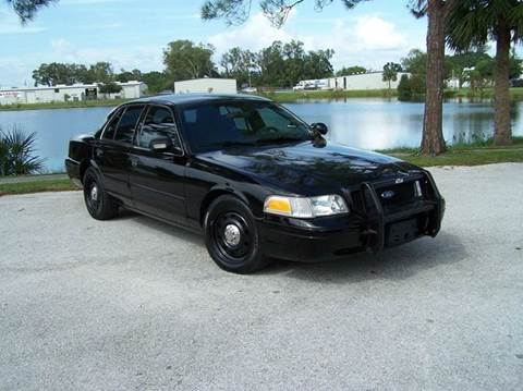 2011 Ford Crown Victoria for sale in Saint Petersburg, FL