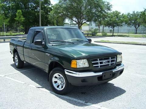 2001 Ford Ranger for sale in Saint Petersburg, FL