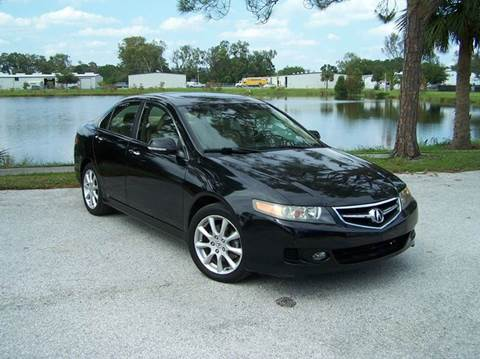 2006 Acura TSX for sale in Saint Petersburg, FL
