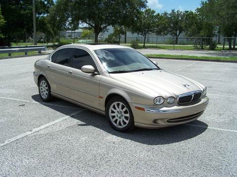 2003 Jaguar X-Type for sale in Saint Petersburg, FL