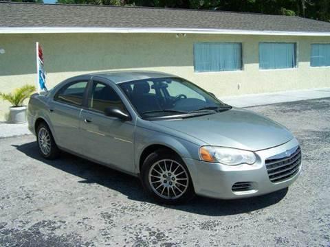 2004 Chrysler Sebring for sale in Saint Petersburg, FL