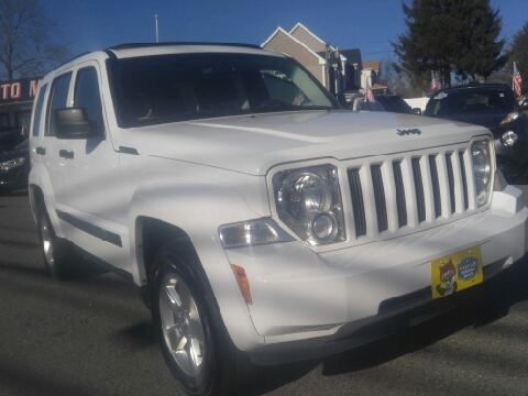 2012 Jeep Liberty for sale in Milford, MA