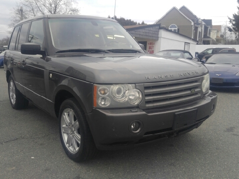 2006 Land Rover Range Rover for sale in Milford, MA