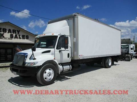 2011 International 4400 for sale in Sanford, FL